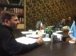 جلسه هیئت مدیره دوره هشتم جامعه صنفی قالبسازان ایران آبان ماه 97